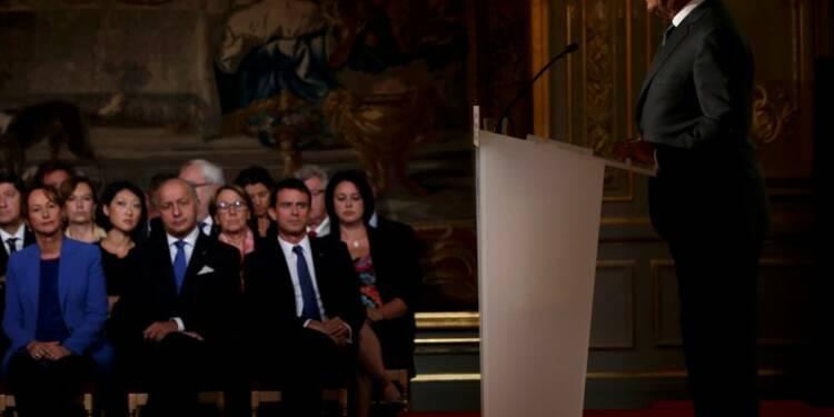 La France se prépare à des frappes aériennes en Syrie