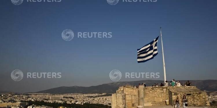 La zone euro pourrait plafonner le service de la dette grecque