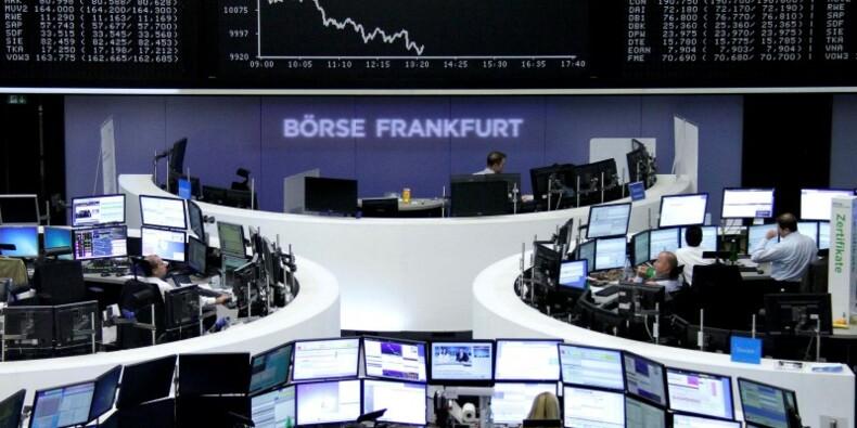 L'Europe chute après le statu quo de la Fed