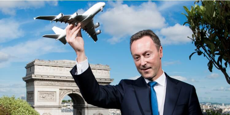 Avec Airbus, nous allons rattraper Boeing sur le marché du long-courrier