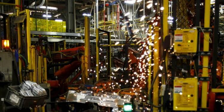 Hausse des commandes à l'industrie en juin aux Etats-Unis