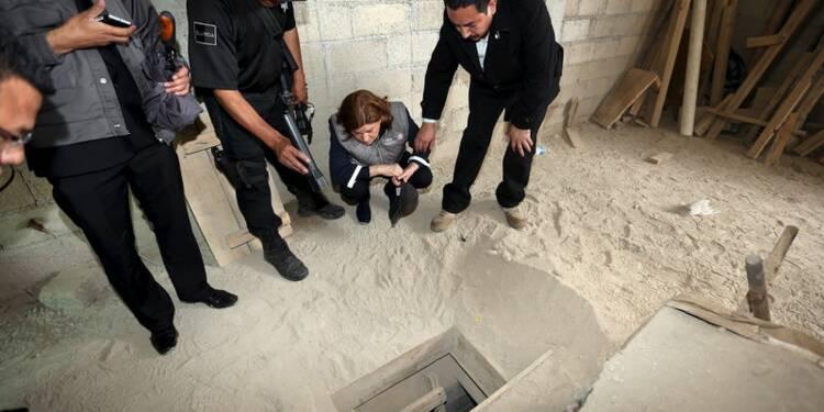 Le plus fameux baron de la drogue mexicain s'évade par un tunnel