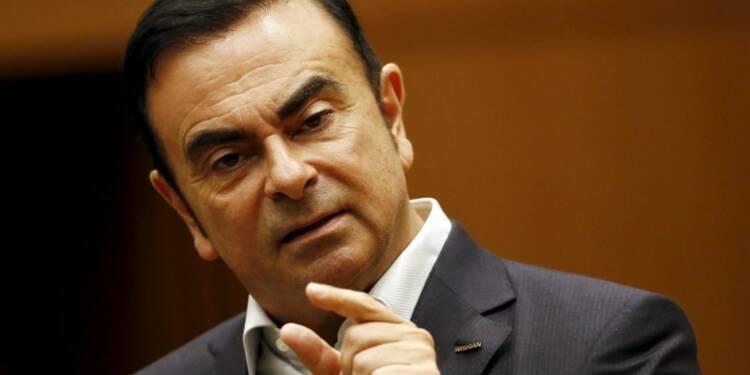 Les administrateurs indépendants de Renault soutiennent Ghosn