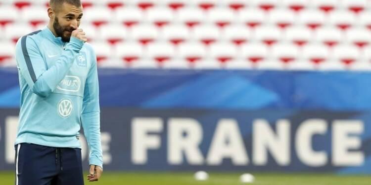 Karim Benzema mis en examen dans l'affaire Valbuena