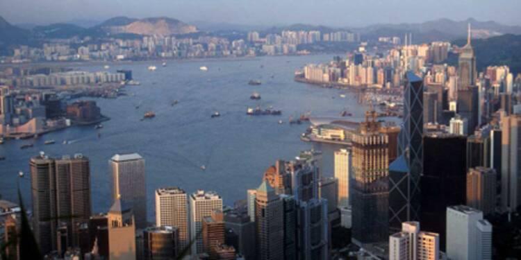 Malgré le krach, les actions de Shanghai restent trop chères, préférez celles de Hongkong