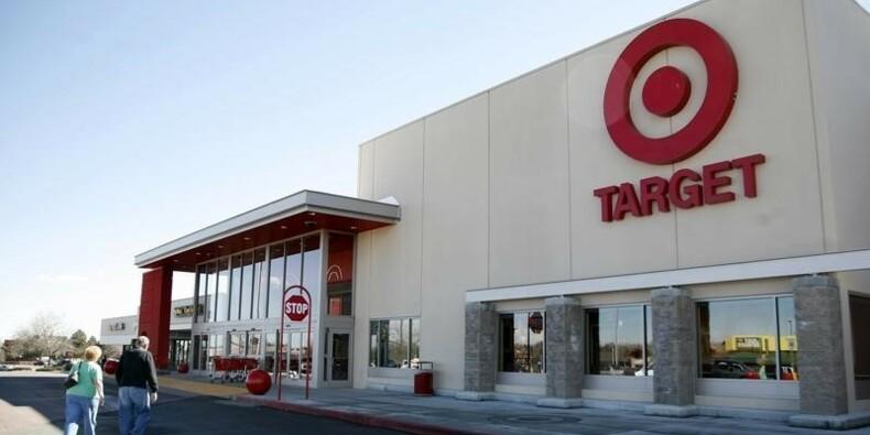Target relève son objectif annuel après son bénéfice trimestriel