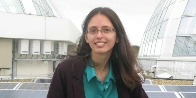 Laetitia Brottier : Elle propose des panneaux solaires améliorés
