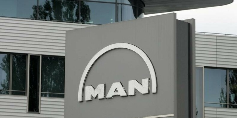 Le bénéfice opérationnel de MAN en recul de 50%, le Brésil pèse
