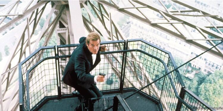 Les James Bond sont une manne pour les lieux de tournage