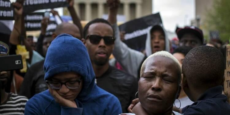 La police de Baltimore remet au parquet son rapport sur Gray