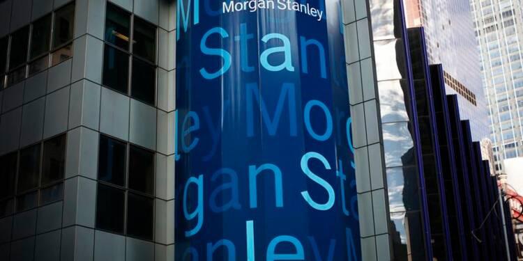 Le bénéfice de Morgan Stanley au plus haut depuis la crise