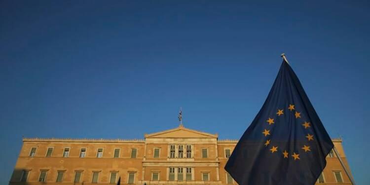 L'UE note des progrès dans les négociations avec la Grèce