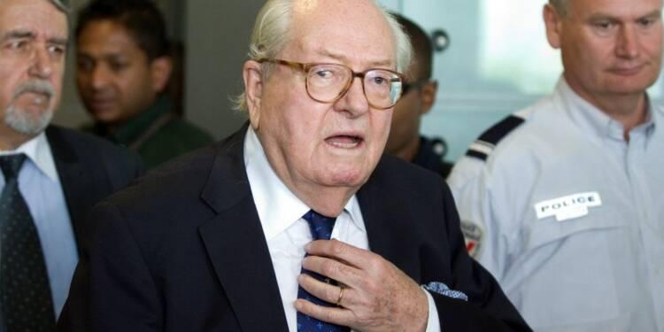 """Jean-Marie Le Pen sera à nouveau jugé pour l'affaire du """"détail"""""""