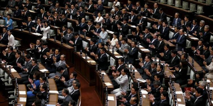 La réforme de la défense définitivement adoptée au Japon