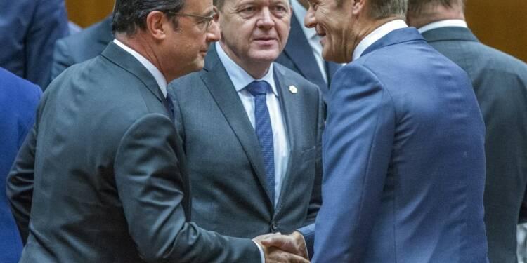 L'UE devrait débloquer des fonds pour les réfugiés syriens