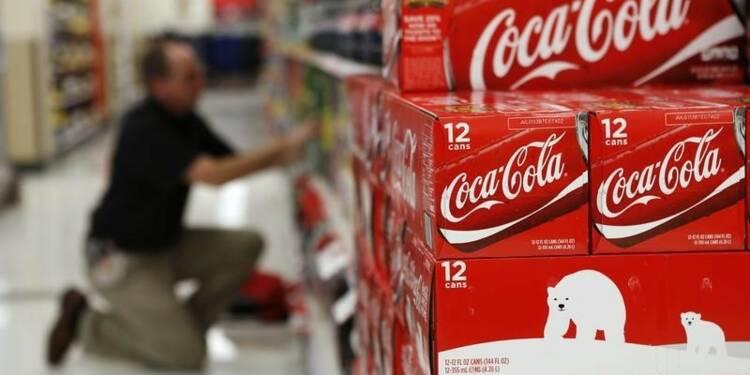 Coca-Cola bat le consensus mais réduit ses rachats d'actions