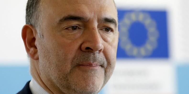 Moscovici confiant sur une reprise du dialogue avec la Grèce