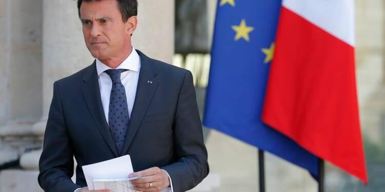 Manuel Valls rejette toute remise en cause des 35 heures