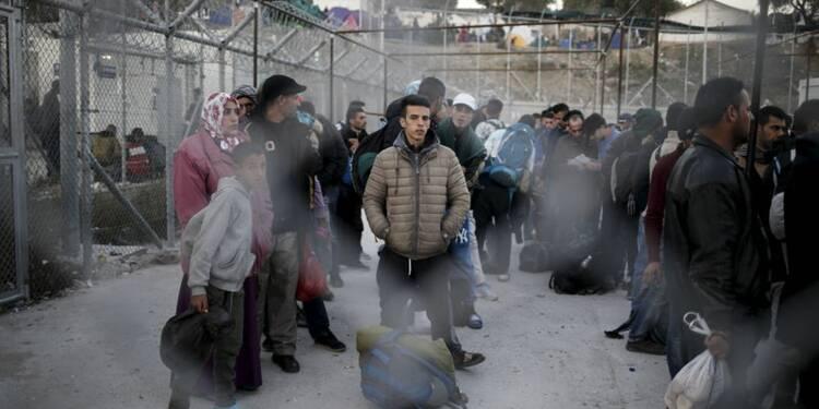 Le HCR s'attend à l'arrivée de 5.000 migrants par jour cet hiver