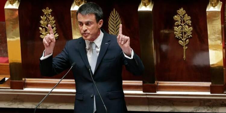 Manuel Valls réaffirme que la dette de la Grèce va être allégée