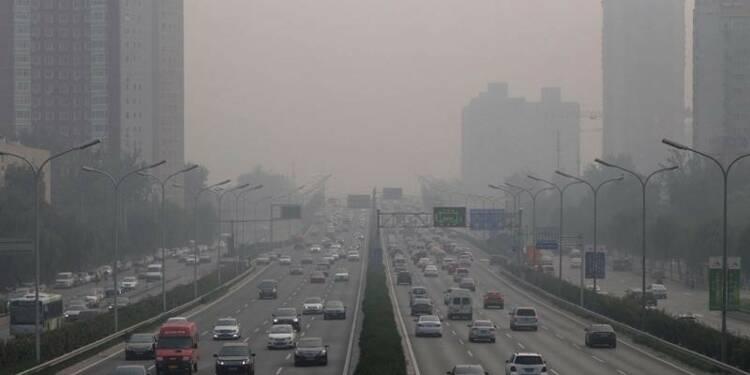 Record d'émissions de CO2 en 2014, selon l'Onu