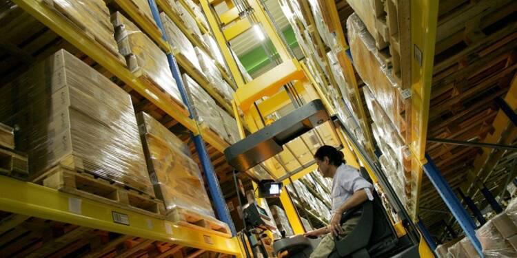 Le ralentissement du secteur manufacturier s'atténue