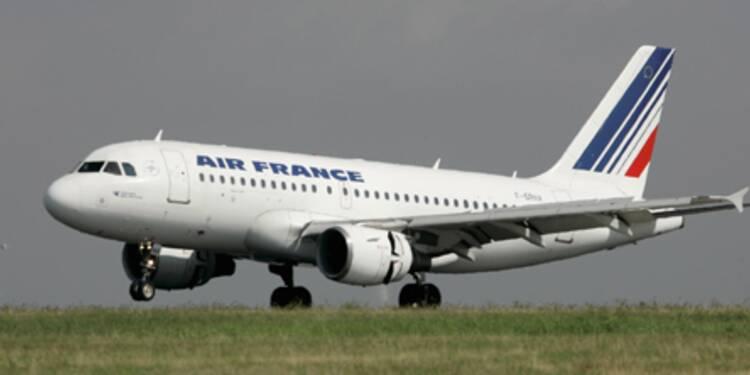 Air France pourrait supprimer jusqu'à 3.000 postes