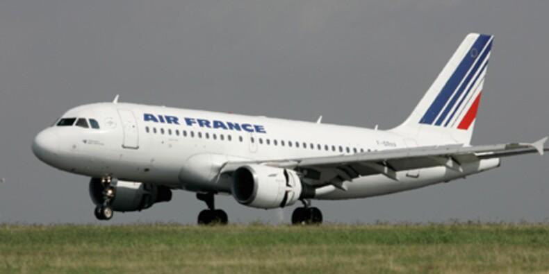 La classe Premium d'Air France, une arme anticrise