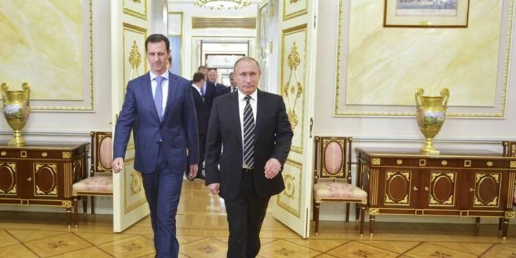 Moscou propose réforme constitutionnelle et élections en Syrie