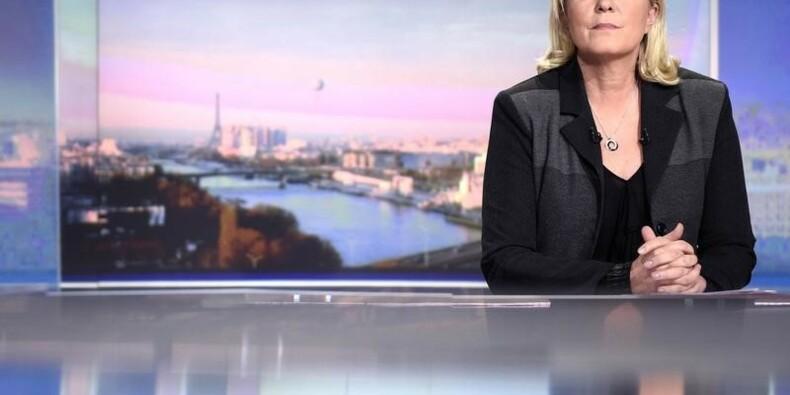 Marine Le Pen engage une procédure disciplinaire contre son père