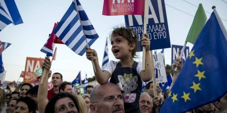 Rassemblements rivaux à Athènes avant le référendum de dimanche