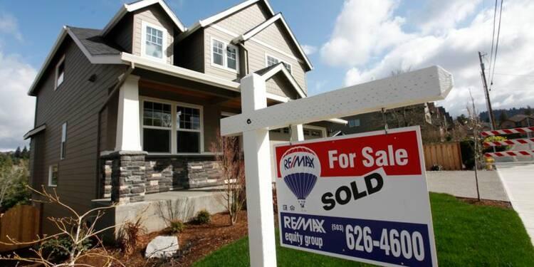 Les reventes de logements aux USA au plus haut en huit ans