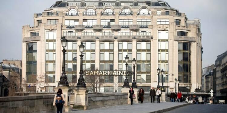 Feu vert du conseil d'Etat au chantier de la Samaritaine