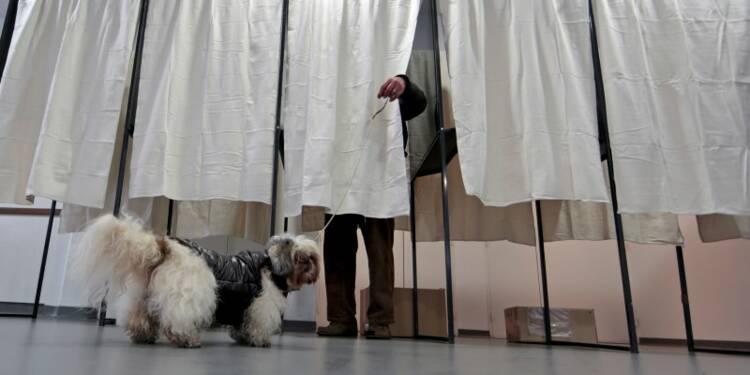 Participation de 42,98% à 17h00 aux départementales