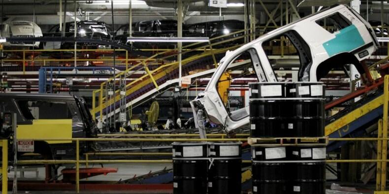 Les commandes à l'industrie aux Etats-Unis en hausse avec l'automobile