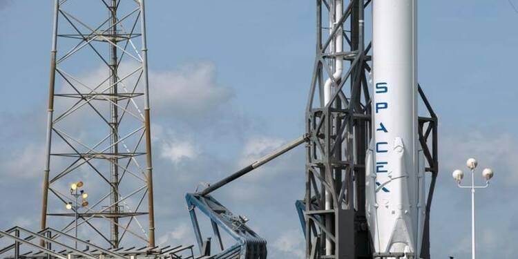 """Le lanceur Falcon 9 de SpaceX cloué au sol """"quelques mois"""""""