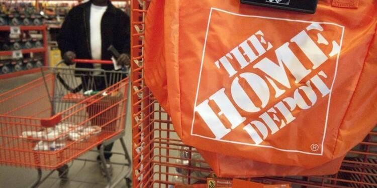 Home Depot annonce des ventes supérieures aux attentes
