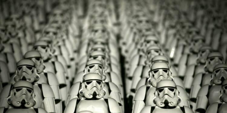 Un fan de Star Wars atteint d'un cancer a pu voir le nouvel opus