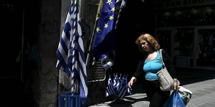 Contraction de 0,2% du PIB grec confirmée au 1er trimestre