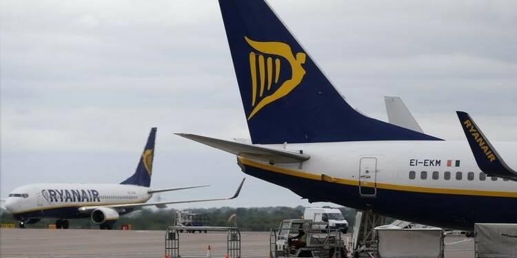 Ryanair vise 25% du trafic passagers en Europe