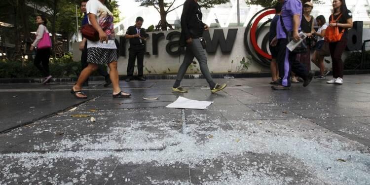 Un suspect recherché pour l'attentat meurtrier à Bangkok