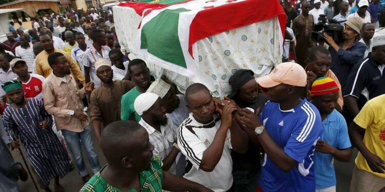 Appels au dialogue au Burundi après le meurtre d'un opposant
