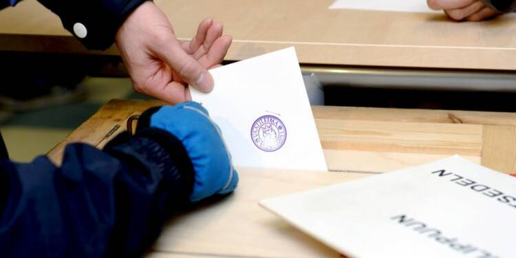 Les Finlandais élisent leurs députés, l'opposition favorite