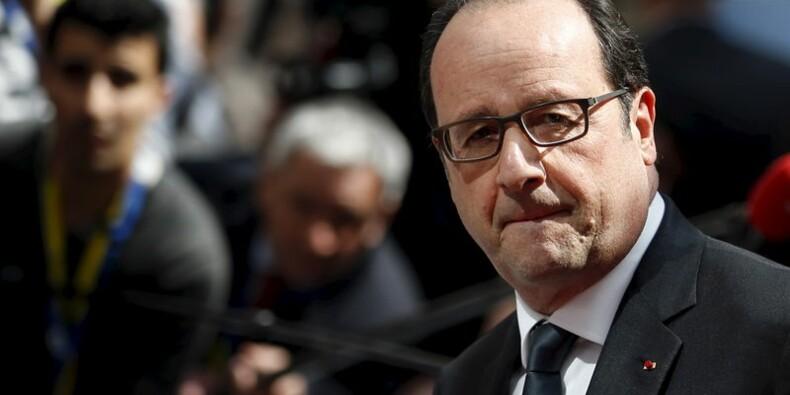 Nouvelle chute de la cote de confiance de François Hollande