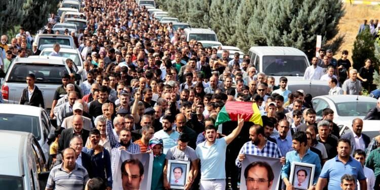 L'Etat islamique, principal suspect de la tuerie d'Ankara