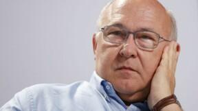 """Michel Sapin appelle l'ex-patron d'Alcatel à """"un peu de bon sens"""""""