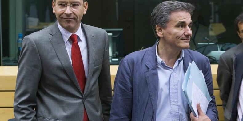 Asphyxiée, la Grèce tente d'arracher une nouvelle aide