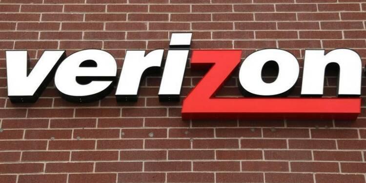 Verizon fait mieux que prévu et gagne de nouveaux abonnés