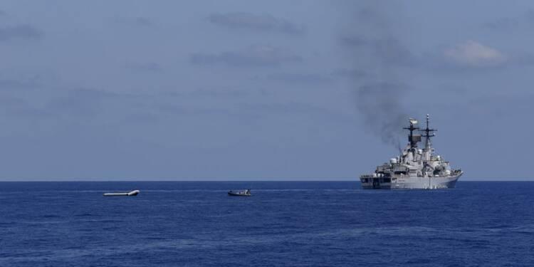 Peut-être plus de 200 morts dans un naufrage en Méditerranée