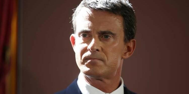 Le choix est entre le dialogue social et la rupture, dit Valls